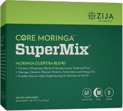 zija supermix moringa oleifera blend