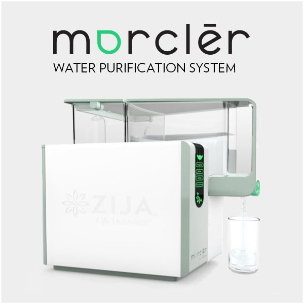 Zija Morcler Water Purification System